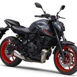 """バイクの車重は扱いやすさの物差しです。""""軽さ""""で選ぶ、600cc~800ccクラスのバイク Best 5 - ヤマハ-MT-07-ABS-1"""