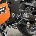スライダー&ステップ&ラジエターコアガード ストライカーが新型ハヤブサ用パーツを鋭意開発中! - 02
