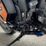 スライダー&ステップ&ラジエターコアガード ストライカーが新型ハヤブサ用パーツを鋭意開発中! - 03