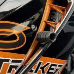 スライダー&ステップ&ラジエターコアガード ストライカーが新型ハヤブサ用パーツを鋭意開発中! - 05
