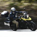 Vストローム250 ABS 1000kmガチ試乗2/3 コイツは、スルメのようなバイクである。 - 1-5