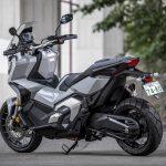 ホンダX-ADV試乗|これはバイクか、それともスクーターか。なんとも斬新、不思議な乗り物だ。 - 2021-06-20-XADV迴セ蜒・_MD_6239_3