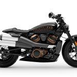 ハーレーのNEWモデル・スポーツスターS|新世代の水冷DOHCエンジン搭載 - 448-41