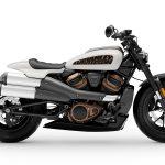 ハーレーのNEWモデル・スポーツスターS|新世代の水冷DOHCエンジン搭載 - 448-42