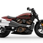ハーレーのNEWモデル・スポーツスターS|新世代の水冷DOHCエンジン搭載 - 448-40