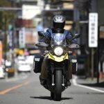 Vストローム250 ABS 1000kmガチ試乗2/3 コイツは、スルメのようなバイクである。 - 3-7