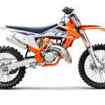 KTMジャパン、モトクロスモデルとクロスカントリーモデル計11機種を発表 - 377754_125-SX-MY22-90-right