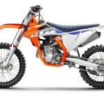 KTMジャパン、モトクロスモデルとクロスカントリーモデル計11機種を発表 - 377774_450-SX-F-MY22-90-left