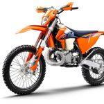 KTM、MY2022エンデューロモデル12機種を発表 - 378280_250-EXC-TPI-MY22-Front-Left