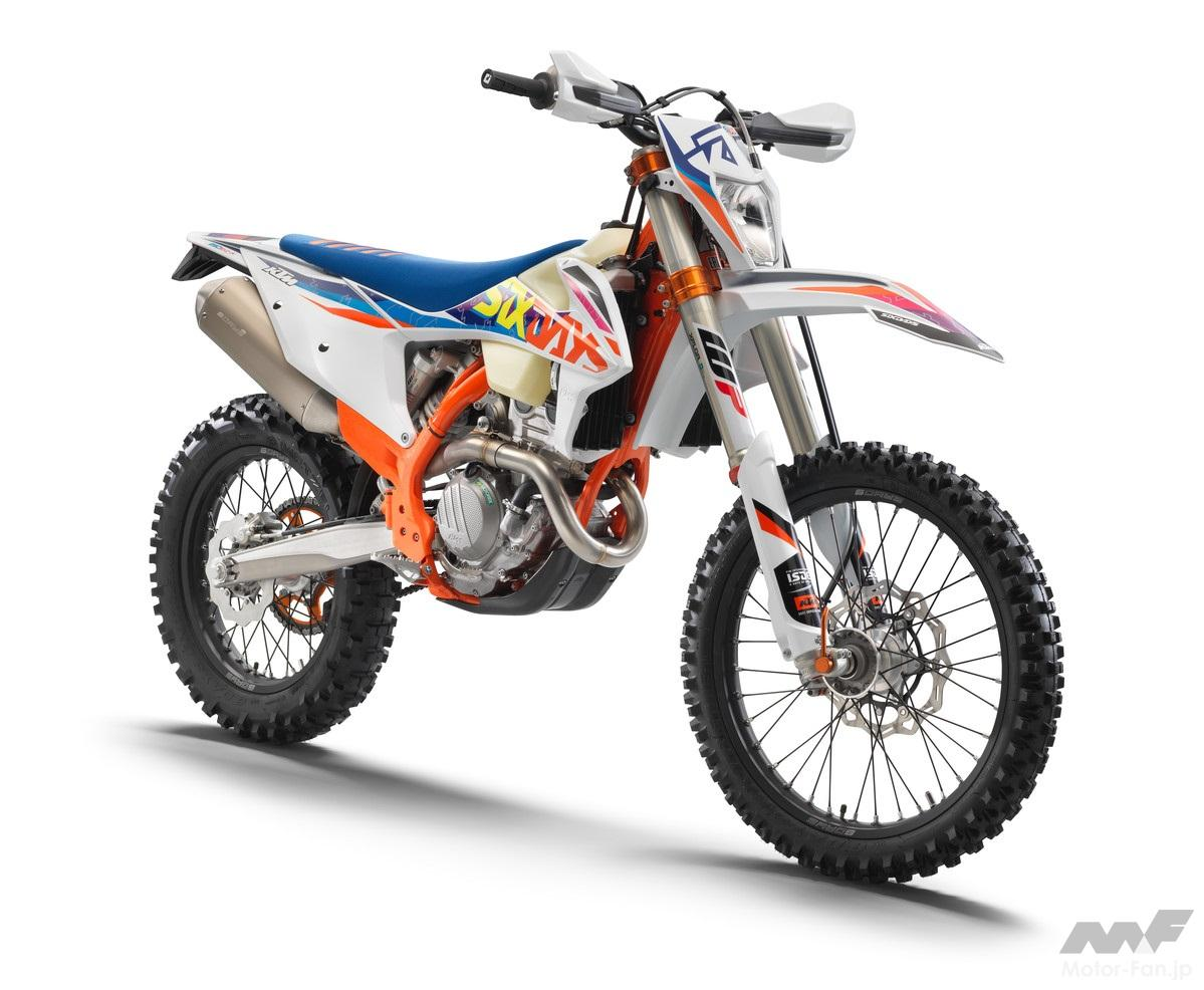 「KTM、MY2022エンデューロモデル12機種を発表」の10枚めの画像