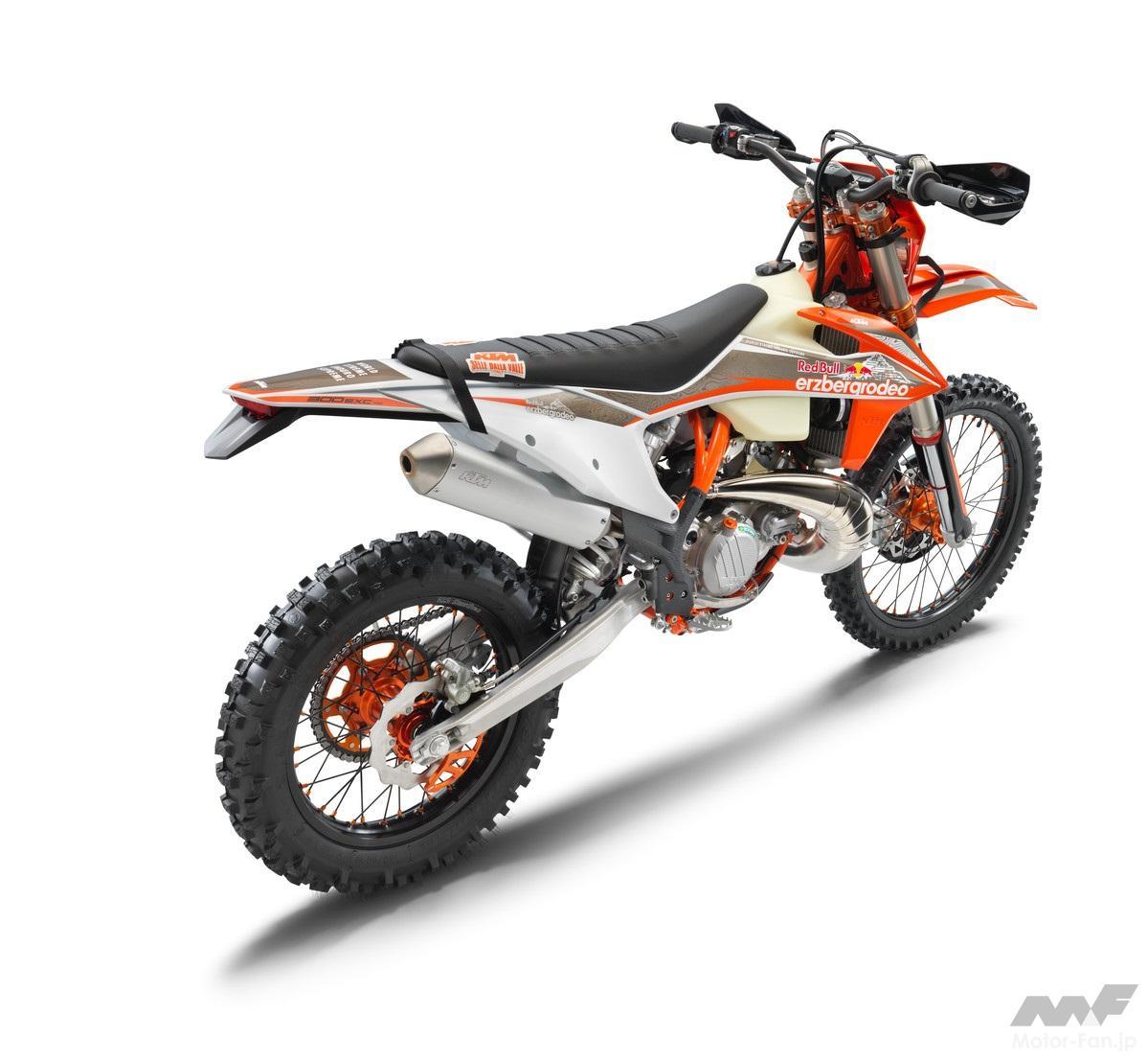 「KTM、MY2022エンデューロモデル12機種を発表」の8枚めの画像