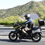 Vストローム250 ABS 1000kmガチ試乗2/3 コイツは、スルメのようなバイクである。 - 4-6