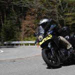 Vストローム250 ABS 1000kmガチ試乗2/3 コイツは、スルメのようなバイクである。 - 7-8
