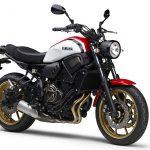 """バイクの車重は扱いやすさの物差しです。""""軽さ""""で選ぶ、600cc~800ccクラスのバイク Best 5 - XSR700-1"""
