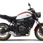 """バイクの車重は扱いやすさの物差しです。""""軽さ""""で選ぶ、600cc~800ccクラスのバイク Best 5 - XSR700-2"""