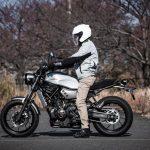 """バイクの車重は扱いやすさの物差しです。""""軽さ""""で選ぶ、600cc~800ccクラスのバイク Best 5 - XSR700-3"""
