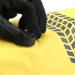 雨に強い!バイクに最適!ターポリン素材の防水デイバッグ|ドッペルギャンガー - ターポリンデイパック-6