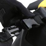 雨に強い!バイクに最適!ターポリン素材の防水デイバッグ|ドッペルギャンガー - ターポリンデイパック-7