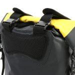 雨に強い!バイクに最適!ターポリン素材の防水デイバッグ|ドッペルギャンガー - ターポリンデイパック-8