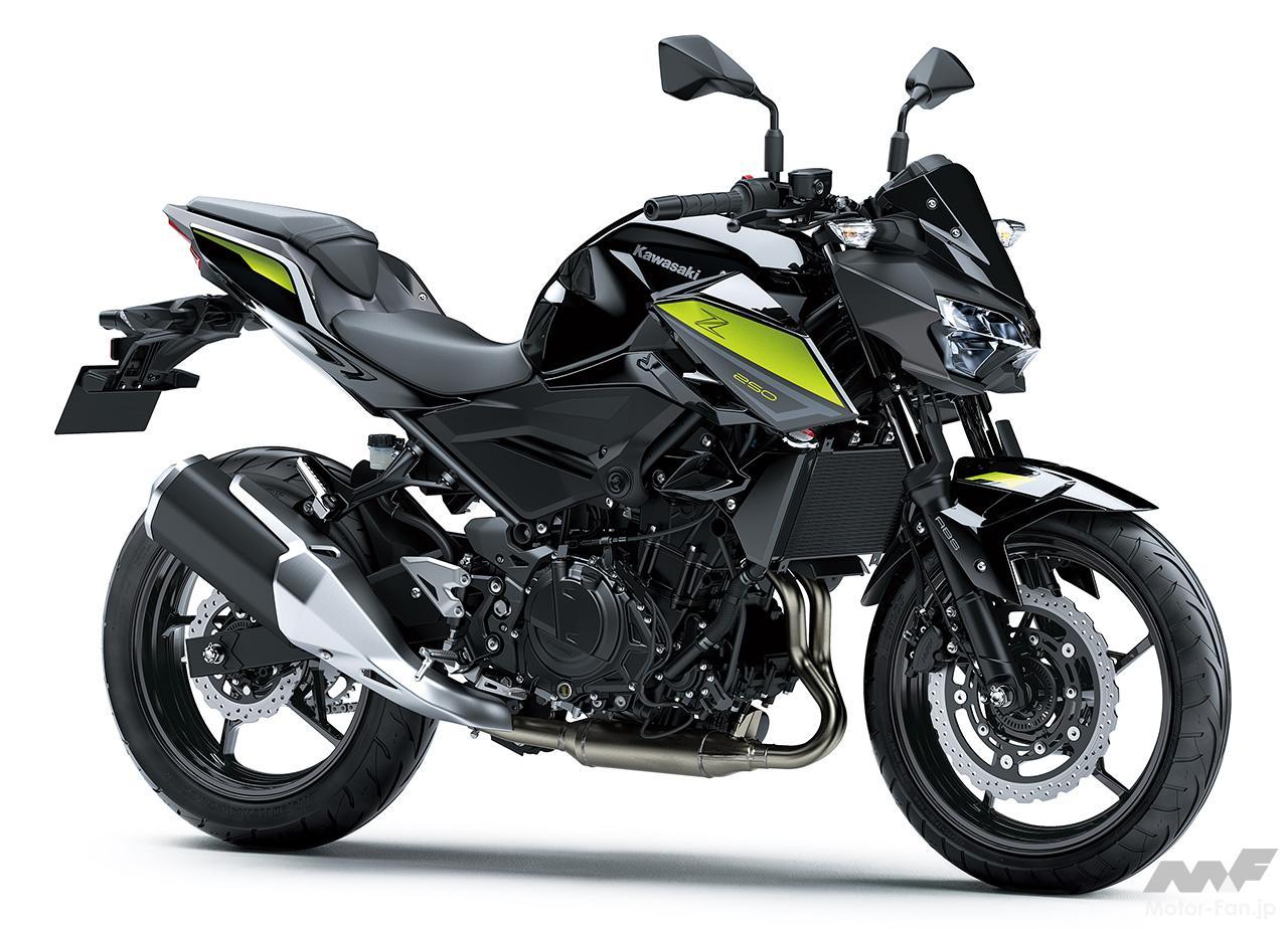 「バイク初心者にオススメの250cc|アンケート調査結果:1位CB250R、2位ニンジャ250。その理由は?」の4枚目の画像