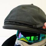 一石二鳥のアイデアグッズで、ヘルメットの臭いを抑止!サンコーのファン内蔵ヘルメットバッグがなかなか便利 - ファン内蔵ヘルメットバッグ-6