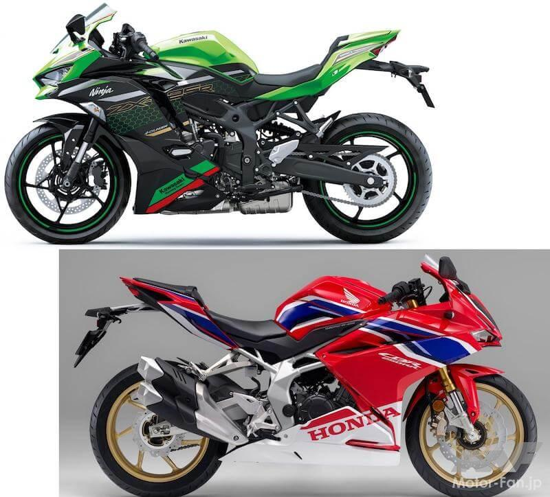 250ccバイク