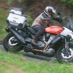 キャンプと相性がいいバイク。ハーレーダビッドソン・パンアメリカ 1250 で楽しむ、ワイルドなバイクライフ。 - 210630-3-546_s