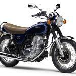 ヤマハSR400は20世紀の傑作車。令和時代にクラシックバイクを味わえる、希少な存在だ! - BLUE
