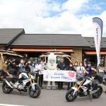 BMW Motorrad乗りの女性ライダーが白馬に集う。そしておいしいご飯。 - IMG_0724A