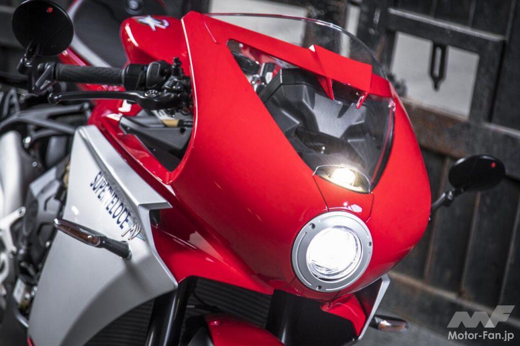 MVアグスタ・スーパーベローチェ800