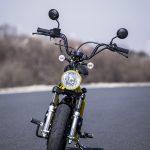 """""""バズーカ砲""""、""""懐中電灯""""!?と話題のバイク、何cc? やっぱり気になるインプレです。 フェニックスエンジニアリング・GUNNER50 - big_4050526_202101151904320000001"""