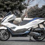 「もはや125ccスクーターではない」モーター駆動をプラスしたハイブリッドスクーター、新型PCX e:HEV。|ホンダ - big_4136629_202101291124260000001
