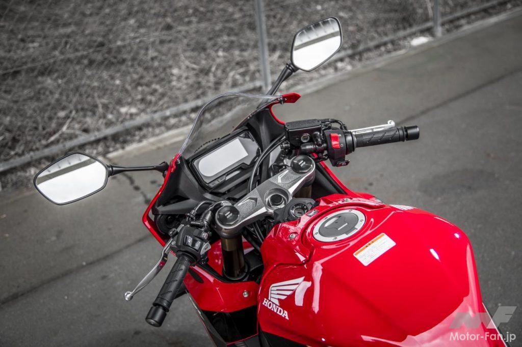 ホンダCBR650R