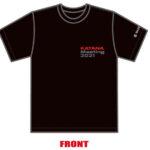 KATANAミーティング2021で好評受付中!限定オリジナルTシャツ&キャップ - katana-1