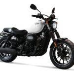 125ccのVツインモデル! ヒョースンGV125 BOBBERがカラバリ追加! - ヒョースンモーター・GV125S