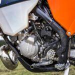 KTMエンデューロマシン、「KTM 150 EXC TPI」は最小排気量ながらハイパフォーマンス! - MD_2258
