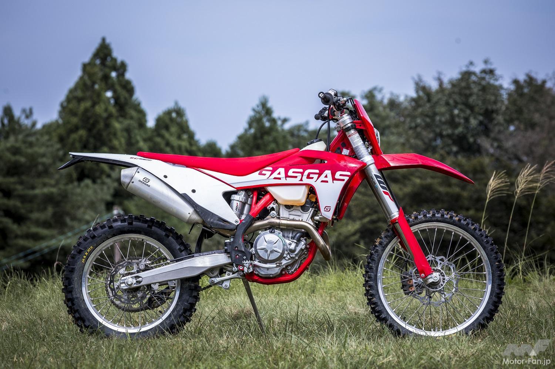 「【GASGAS・EC250F】250ccじゃないでしょ!? と感じるほどの戦闘力。なのに乗りやすい!|最新エンデューロ」の3枚目の画像