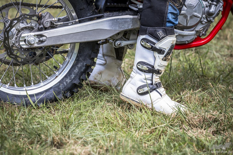 「【GASGAS・EC250F】250ccじゃないでしょ!? と感じるほどの戦闘力。なのに乗りやすい!|最新エンデューロ」の6枚目の画像