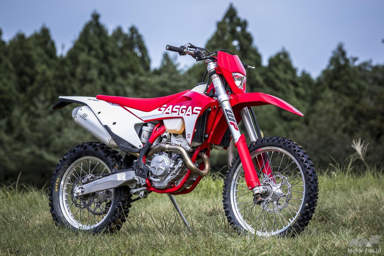 「【GASGAS・EC250F】250ccじゃないでしょ!? と感じるほどの戦闘力。なのに乗りやすい!|最新エンデューロ」の7枚目の画像