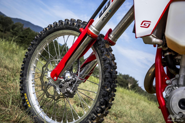 「【GASGAS・EC250F】250ccじゃないでしょ!? と感じるほどの戦闘力。なのに乗りやすい!|最新エンデューロ」の10枚目の画像