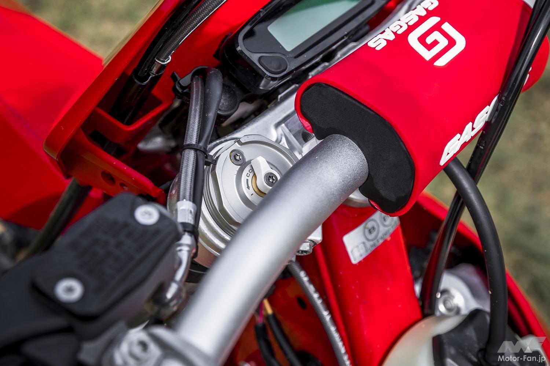 「【GASGAS・EC250F】250ccじゃないでしょ!? と感じるほどの戦闘力。なのに乗りやすい!|最新エンデューロ」の11枚目の画像
