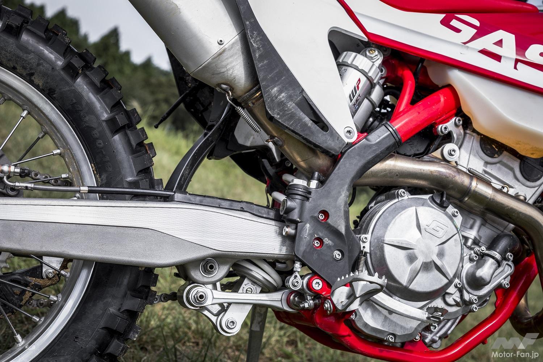 「【GASGAS・EC250F】250ccじゃないでしょ!? と感じるほどの戦闘力。なのに乗りやすい!|最新エンデューロ」の14枚目の画像