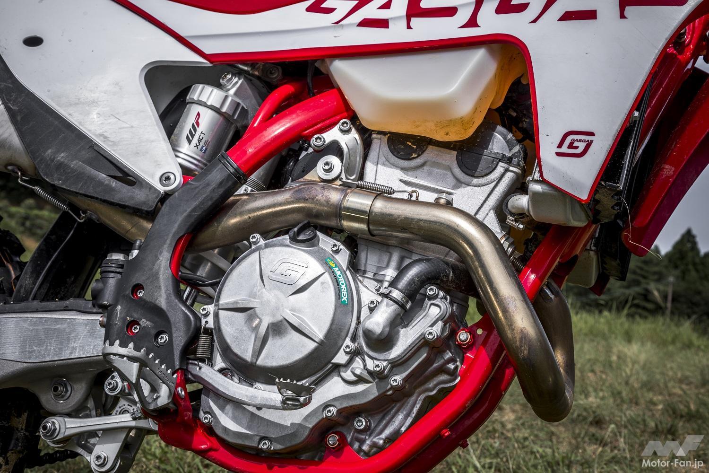 「【GASGAS・EC250F】250ccじゃないでしょ!? と感じるほどの戦闘力。なのに乗りやすい!|最新エンデューロ」の15枚目の画像