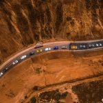 42台のランボルギーニが内モンゴルを走破。雄大な自然を巡る「エスペリエンツァ・チャイナ・ジーロ」を模様を披露 - 20210710_China_Giro_59