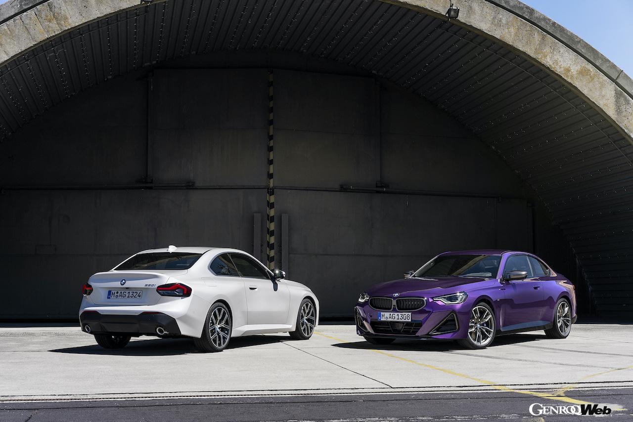 「現代に蘇った2002、新型「BMW 2シリーズ クーペ 」がグッドウッドでワールドプレミア 【動画】」の4枚目の画像