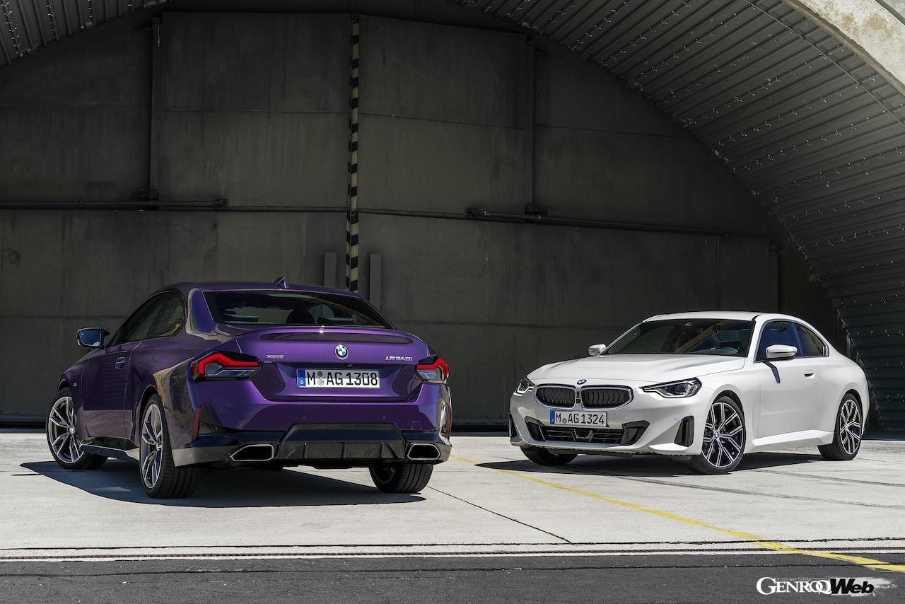 「現代に蘇った2002、新型「BMW 2シリーズ クーペ 」がグッドウッドでワールドプレミア 【動画】」の17枚目の画像