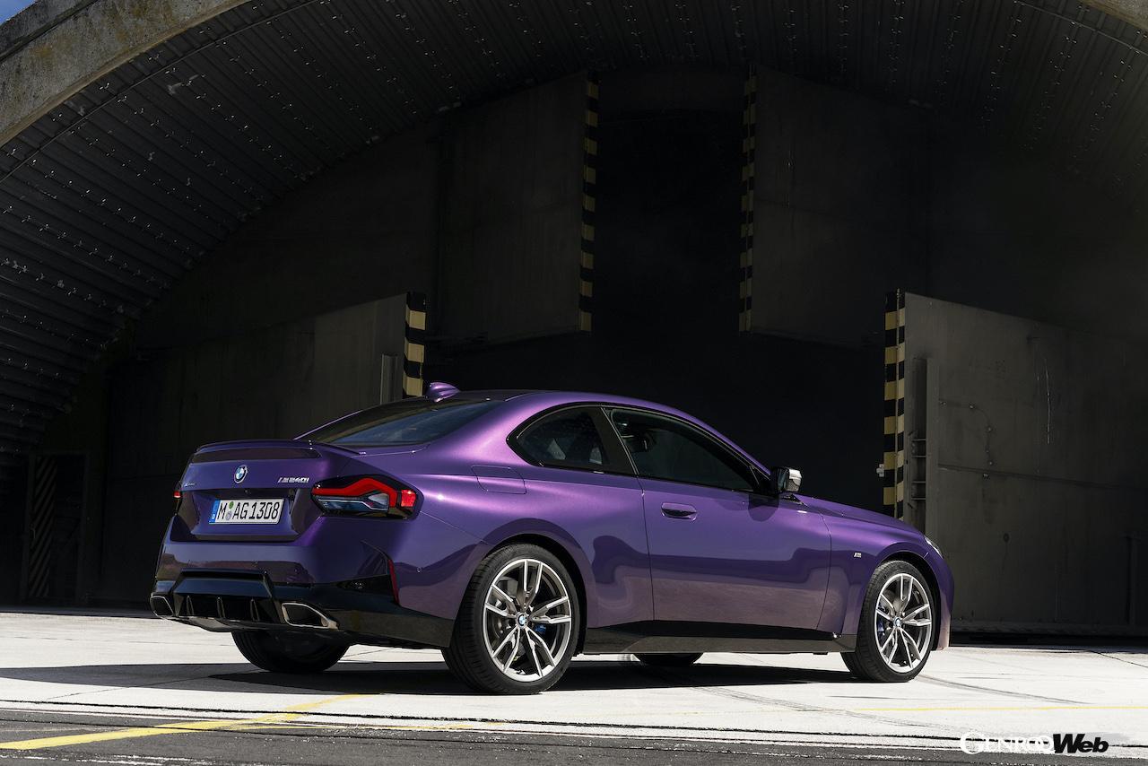 「現代に蘇った2002、新型「BMW 2シリーズ クーペ 」がグッドウッドでワールドプレミア 【動画】」の16枚目の画像