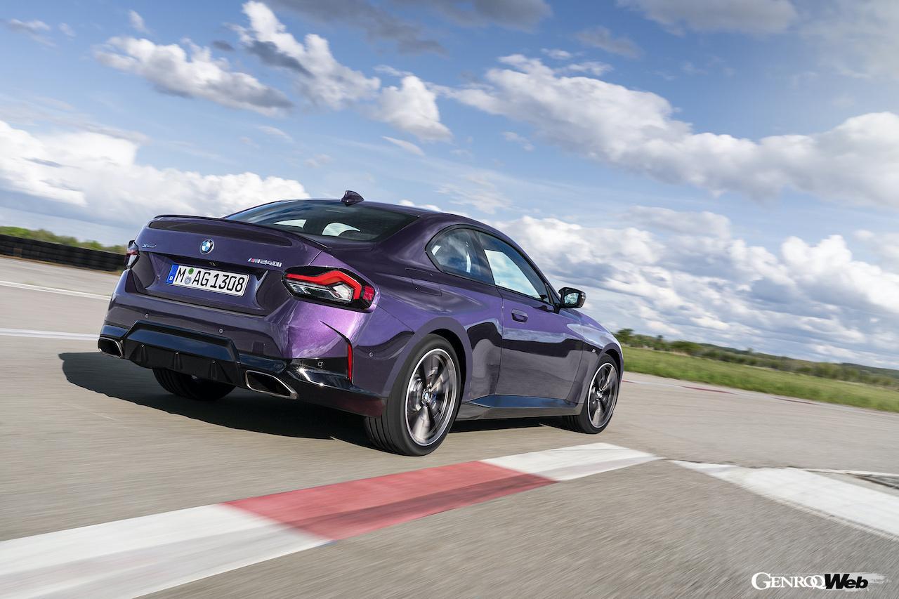 「現代に蘇った2002、新型「BMW 2シリーズ クーペ 」がグッドウッドでワールドプレミア 【動画】」の15枚目の画像