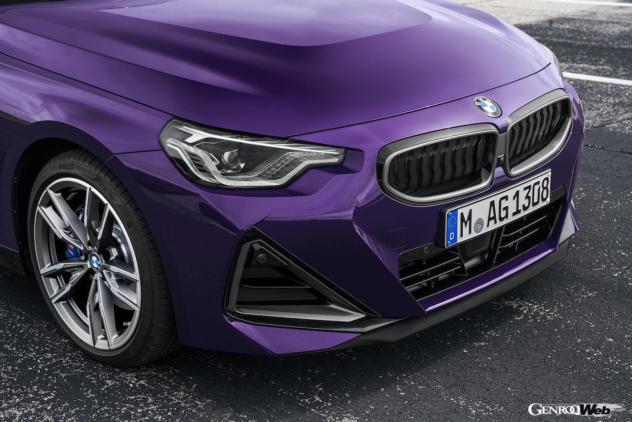 「現代に蘇った2002、新型「BMW 2シリーズ クーペ 」がグッドウッドでワールドプレミア 【動画】」の14枚目の画像