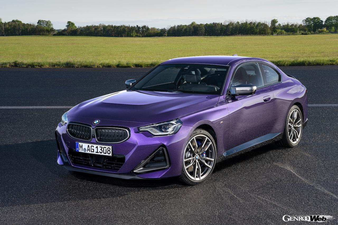 「現代に蘇った2002、新型「BMW 2シリーズ クーペ 」がグッドウッドでワールドプレミア 【動画】」の12枚目の画像